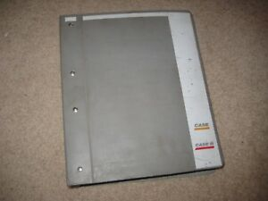 Case Ih Afx8010 Combine Parts Catalog Original Rev 6 04