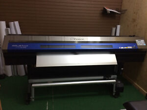 Roland Soljet Pro Iii Sc 540 54 Printer contour Cutter Very Good Used Condition