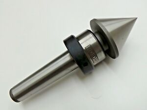 The Best New Swiss Rotor Bull Nose Lathe Tailstock Live Center 3 3mt Mt3 Mt 3
