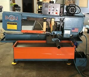 Doall C 916a Automatic Band Saw Excellent Machine With Roller Bed