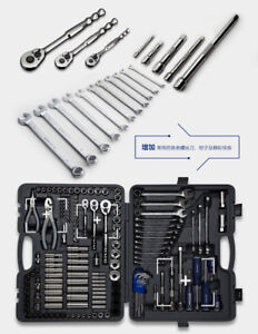 Blue Point 150pc Socket Ratchet Wrench Set General Service Set