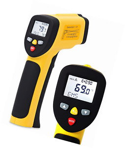 Dual Laser Non contact Infrared Thermometer 58 f To 1202 f Nist Accurate