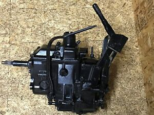 M151 M151a1 M151a2 Mutt Manual 4 Speed Transmission Transfer Case Jeep Military