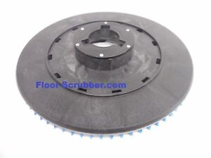 Pad Driver 19 For Slow Speed Floor Buffer W lp92 Clutch Plate W Riser