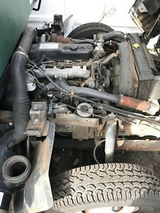 1992 1998 Isuzu Npr Engine Assembly 3 9l 4 Cylinder Diesel 4bd2tc