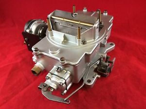Rebuilt Autolite 4100 4 Barrel Carburetor 1 12 Manual Trans 58 60 Ford