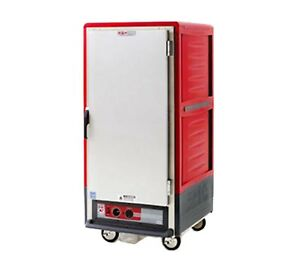 Metro C537 clfs 4 C5 3 Series Heated Holding Proofing Cabinet