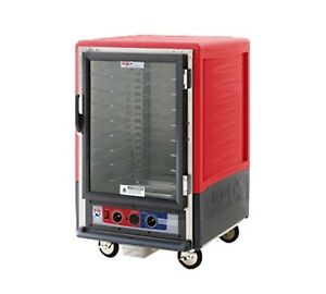 Metro C535 clfc 4 C5 3 Series Heated Holding Proofing Cabinet