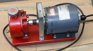 Marvac Scientific Act 71 Direct Drive Vacuum Pump System Used In Goo