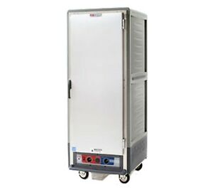 Metro C539 hfs 4 gy C5 3 Series Heated Holding Cabinet