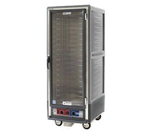 Metro C539 hfc l gy C5 3 Series Heated Holding Cabinet