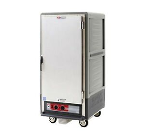 Metro C537 hfs 4 gy C5 3 Series Heated Holding Cabinet
