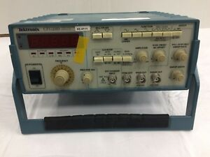 Tektronix Cfg280 11mhz Function Generator Fully Functional Good Condition