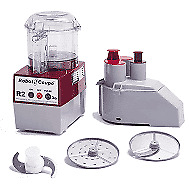 Robot Coupe R2n Continuous Feed Combination Food Processor W 3 Qt Polycarbonat