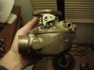 Rebuilt Marvel Schebler Tsx 97 Minneapolis Moline Z Za Zb G4 Tractor Carburetor