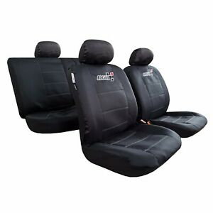 Car Seat Cover Full Set Waterproof Canvas For Toyota Tacoma 1999 2019 Pickups