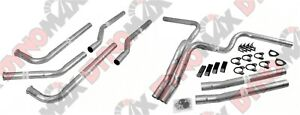 Dynomax 89006 Exhaust System Kit Manifold Back System Exhaust System Kit