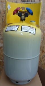 Ma line Ma 400rc30 30 Lb Refrigerant Recovery Reclaim Cylinder 400 Psi Rated