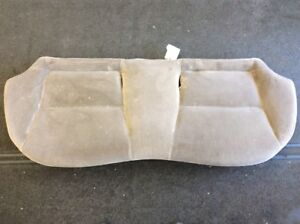 96 97 98 Civic Dx Sedan 4dr Rear Seat Bottom Cushion Gray Used Oem