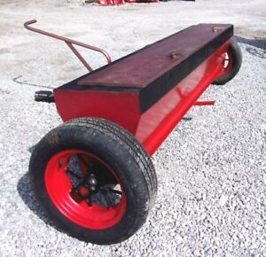 Used 8 Ft Ez Flow 88 Seeder Drop Spreader We Can Ship Cheap And Fast