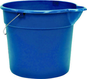 Organize Your Home Pa0010 Multi use Bucket 12 7 8 In L X 12 In W X 10 1 4 In P