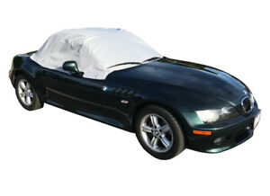 100g Bmw Z3 Convertible Soft Top Roof Protector Half Cover 1995 To 2002
