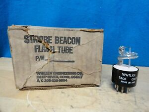 Strobe Beacon Flash Tube Part Number S 406 Whelen 0983 New In The Box