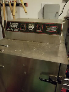 Southern Pride Commercial Electric Smoker Sc 200
