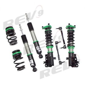 Rev9 Power Hyper Street 2 Coilovers Lowering Kit Honda Civic Si Only 14 15 New