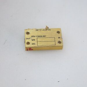 1pc 076 112652 001 15 23ghz 8db Rf Microwave Low Noise Amplifier