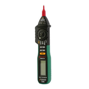 Mastech Ms8212a Pen Type Digital Multimeter Multimetro Dc Ac Voltage Current