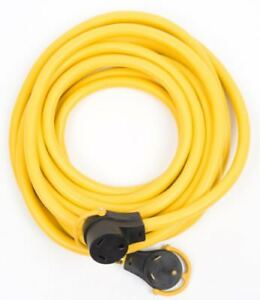 Arcon 11533 25 foot Generator Power Cord With Handle 30 amp