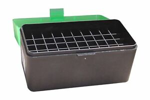 MTM 50 Round Flip-Top Rifle Ammo Box Large Mag Clear Green