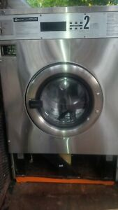 Used Maytag Front Load Washer extractor Coin Operated Or Opl Model Mfr50 50lb