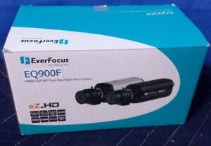 Everfocus Eq900f 1080p Full Hd True Day Night Camera With Poe Injector