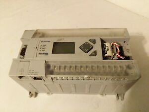 1766 l32bwa Allen Bradley Micrologix 1400 Plc Fully Functional Ethernet Serial