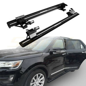 Electric Side Step For Ford Explorer 2011 2018 Running Board Nerf Bar Power