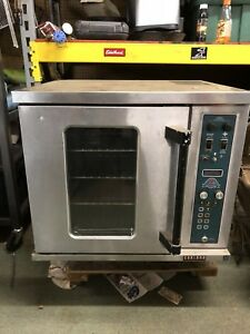 Garland Single Deck Half Size Electric Convection Oven