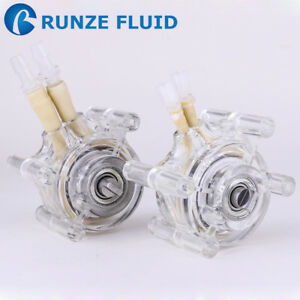 Easy Installation Industrial Peristaltic Pump Head For Water Analysis Equipment