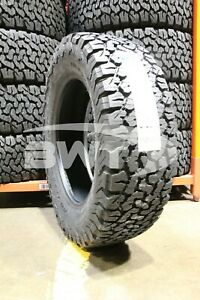 4 New Bf Goodrich All Terrain T A Ko2 126s Tires 2756520 275 65 20 27565r20