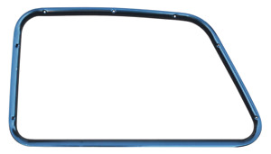 Door Window Frame Inner Lh 1947 1948 1949 1950 Chevrolet Chevy Gmc Truck