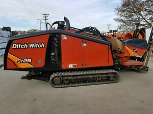13 Ditch Witch Jt25 Directional Drill 2 850 Hrs tk Locator Package new Price