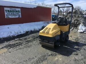 2006 Wacker Rd11a Smooth Drum Vibratory Compactor Roller