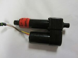 Warner Electric Linear Actuator D12 10a5 04ct 5 John Deere Gator Or Ex Mark