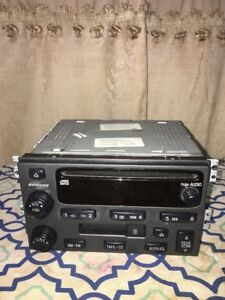 03 06 Hyundai Am Fm Radio 6 Disc Cd Player Receiver Oem Monsoon B40