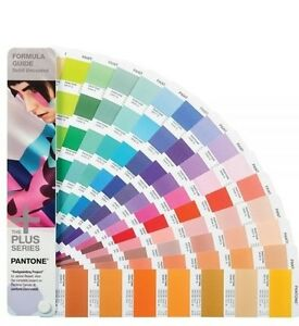 Pantone Formula Guide Solid Uncoated Shows All 1867 Colours Latest Version