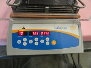 Talboys 1000mp Professional Microplate Incubator Shaker Cat 980180