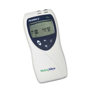 Welch Allyn Micropaq 404 Wearable Monitor Biomed Certified