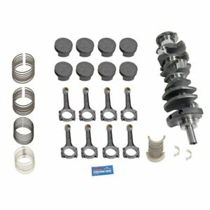 Eagle 52410030 Cast Crank Rotating Assembly Kit For Pontiac V8 461 Cid