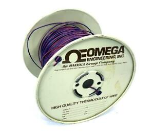 Partial Spool Omega Engineering High Quality Thermocouple Wire